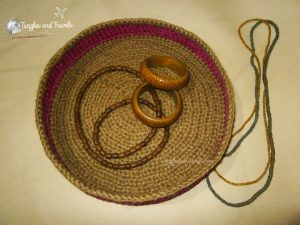 Jute String and Cord Basket photo 4