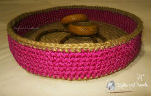 Jute String and Cord Basket photo3