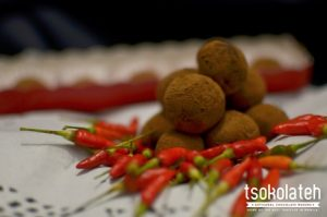 TsokolaTeh's Labuyo Truffles Photo by Loi Manalansan from TsokolaTeh's FB Page